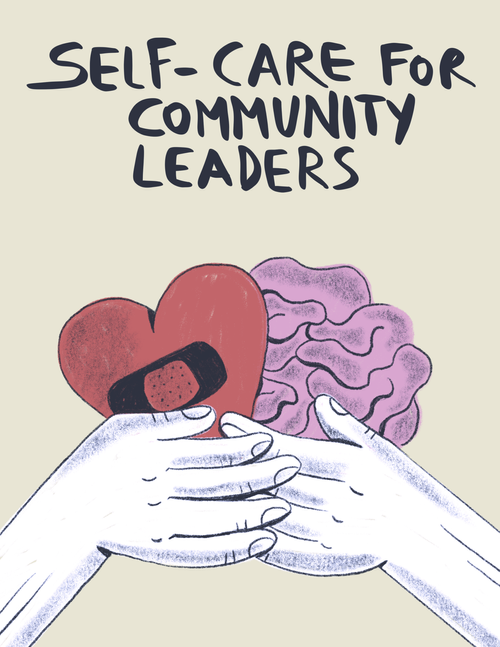 Self-Care for Community Leaders